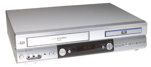 JVC HR-XVC1U DVD-VCR Combo (Camera Jvc Dv Video Digital Mini)