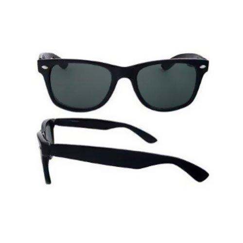 2 Black Frames Black Lenses - Ii Sunglasses Wayfarer