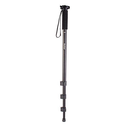 Vivitar 67-Inch Monopod w/ Quick Release, Colors and Styles May Vary