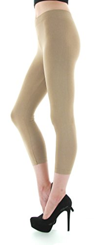 dk-monarchy-womens-seamless-capri-thin-leggings-mocha-medium-large-8-14