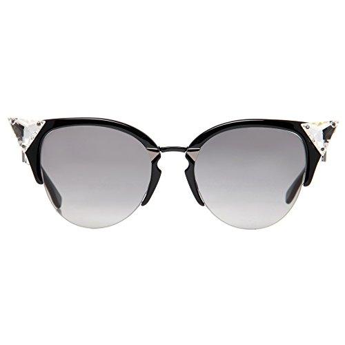 c5ff3cdcaa5cf Fendi Women s Iridia Crystal Corner Sunglasses outlet - barteronly.com