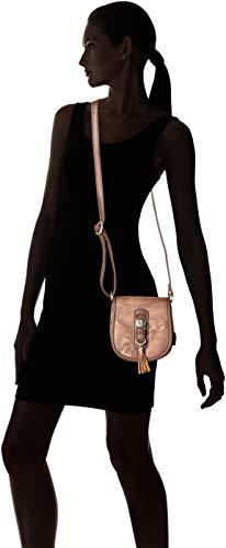 Edelweiss Hombro Y braun Marrón Shoppers Mujer De Trachtentasche Lady Bolsos RWqwdgnY6x