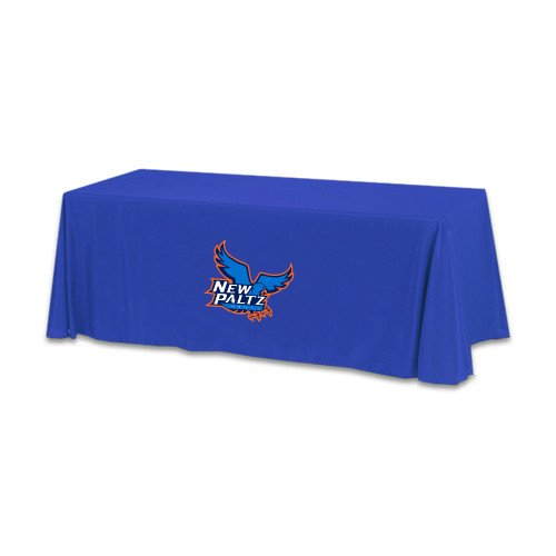 New Paltz Royal 6 foot Table Throw 'Official Logo' by CollegeFanGear