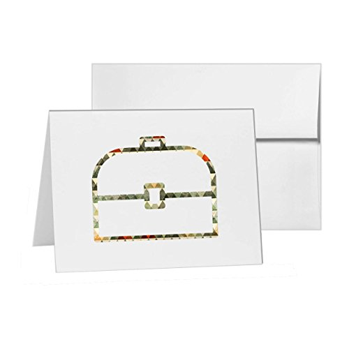 Toolbox Setup Settings Up Preferences, Blank Card Invitation Pack, 15 cards at 4x6, Blank with White Envelopes Style 4843