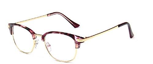 Embryform New moiti¡§? de la mode des lunettes cadre frame2952