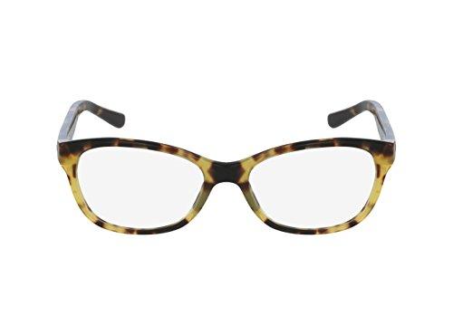 Ralph Lauren RL6155 Eyeglass Frames 5615-52 - 52mm Lens Diameter Gold Havana