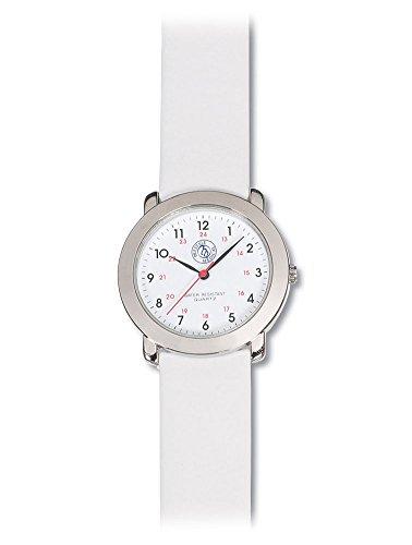 (Prestige Classic White Quartz Nurses Watch)