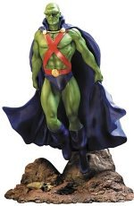 Alex Ross Martian Manhunter (Dc Direct Martian Manhunter)