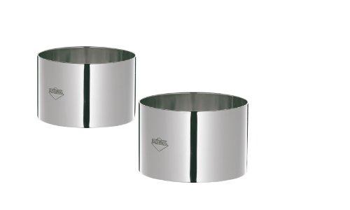 stainless steel baking ring - 7