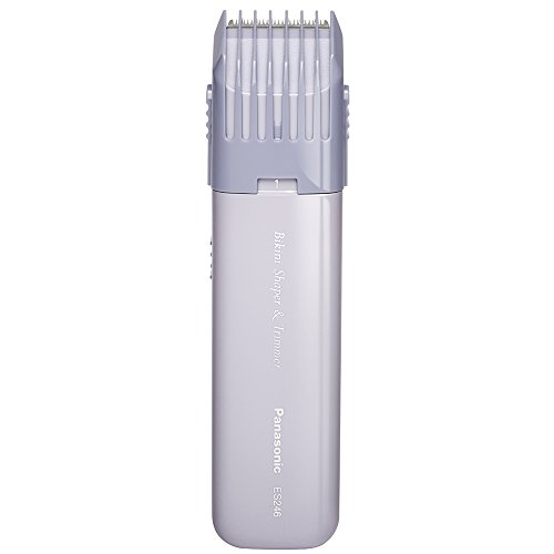 Panasonic ES246AC is the best Bikini Trimmer? Our review at totalbeauty.com uncovers all pros and cons.