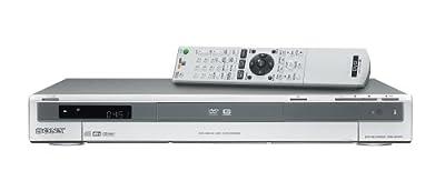 Sony RDRGX315 DVD Recorder from Sony