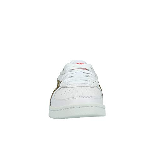 Per 5 Uomo Shoe Asics Bianco 37 Gsm 4wUqE