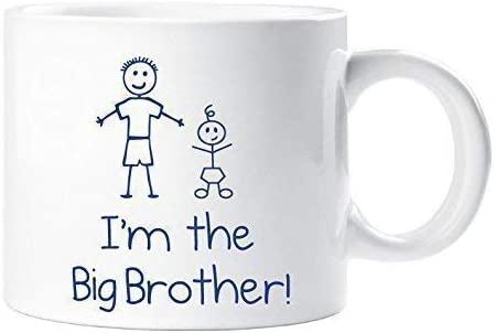 Presumido Taza para niños im The Big Brother niños infantil Taza ...