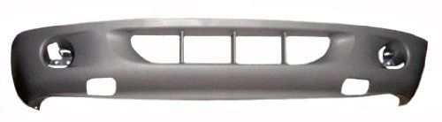 OE Replacement Dodge Dakota Front Bumper Cover (Partslink Number - Dodge Bumper Dakota Replacement