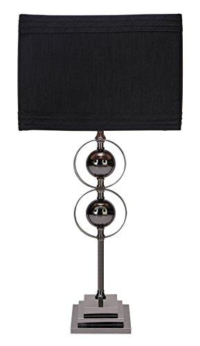 Aspire Jaren Table Lamp Pair, Black/Gray (Table Aspire Lamp)