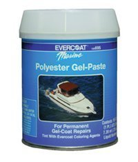 (Fibre Glass-Evercoat Co Polyester Gel Paste Pint)