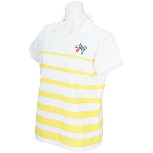 キャロウェイゴルフ Callaway Golf 半袖シャツ?ポロシャツ スムース半袖シャツ レディス イエロー 061 M