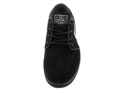 Nike Lunar Stefan Janoski - Zapatillas de skateboarding Hombre Varios colores (Negro / Blanco (Black / White))
