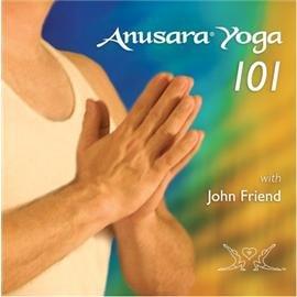 Price comparison product image Anusara Yoga 101 with John Friend (2 CD Set)