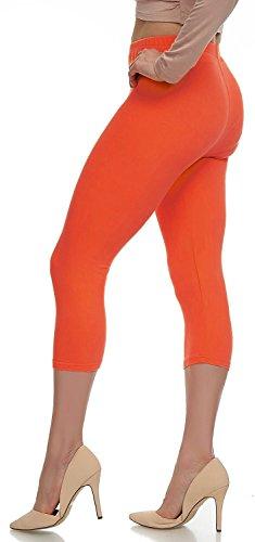 bright orange pants - 3