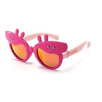 ERTMJ Gafas De Sol Redondas Para Niños Niños Y Niñas Gafas ...