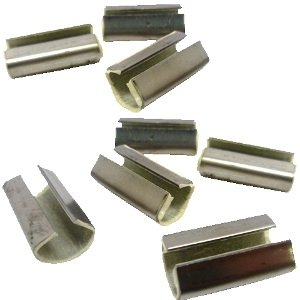 B.C. Upholstery Lined BW Spring Clips (C-Clips) - 20 for sale  Delivered anywhere in USA