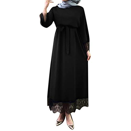 AIMTOPPY Women's 2019 Abaya Dubai Ramadan Caftan Moroccan, used for sale  Delivered anywhere in USA