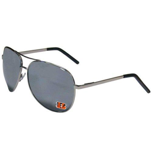 NFL Cincinnati Bengals Aviator - Sunglasses Cincinnati