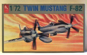 Hobby Craft Twin Mustang F-82 for sale  Delivered anywhere in USA