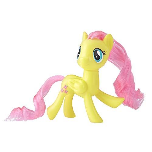 My Little Pony Mane Pony Fluttershy Classic Figure -