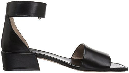 Oneway Black Sandal Flat Weitzman Calf Stuart Women's 1OqBBT