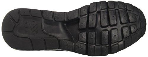 Nike W Air Max Zero, Zapatillas de Gimnasia para Mujer Negro (Black/black-dark Grey-white)