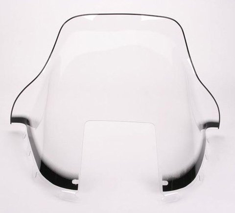 1997-1998 POLARIS XCF POLARIS WINDSHIELD CLEAR GRAPHICS, Manufacturer: KORONIS, Manufacturer Part Number: 450-235-10-AD, Stock Photo - Actual parts may vary.