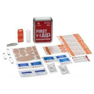 Adventure Medical Kits Ultralight and Watertight First Aid, 0.5 Tin, Kit
