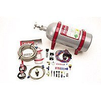 Edelbrock Nitrous Systems; Performer EFI Dry System; 00-03 Ford Focus Z-Tec; 50 HP;