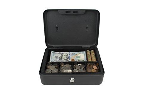 Royal Sovereign Money Handling Security Box Cash Box (RSCB-200) by Royal Sovereign