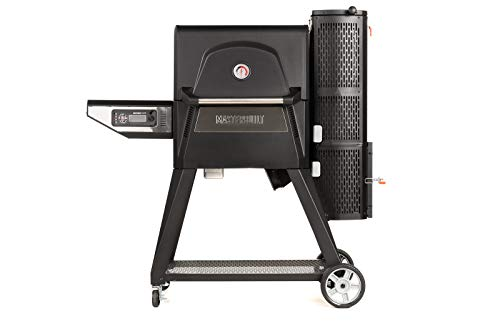 Masterbuilt MB20040220 Gravity Series 560 Digital Charcoal Smoker Grill, Black