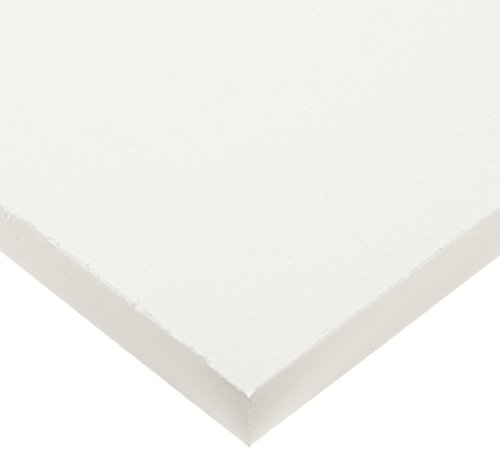 - Seaboard High Density Polyethylene Sheet, Matte Finish, 1/2