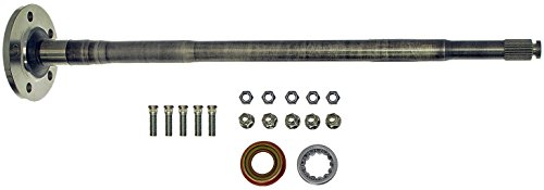 Rear Axle Shaft - 3
