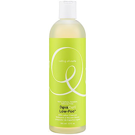 Deva Curl Lo-Poo Mild Lather Cleanser 12 oz