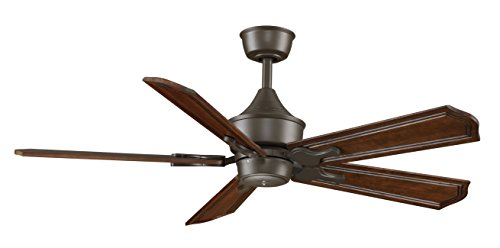 Fanimation MAD3250OB Islander, Oil Rubbed Bronze, Motor Only