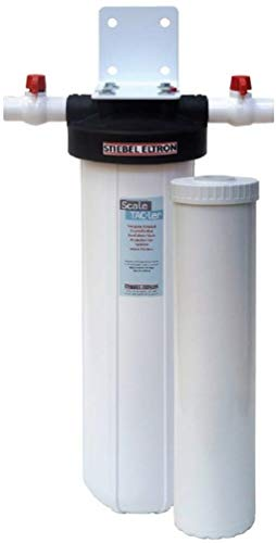 Stiebel Eltron 692442 Model Scale TAC-ler Water Conditioner Fits with All Tankless and Conventional Tank-style Water Heaters, Maintains Water Pressure and Flow Rates, Built-in Sediment Pre-filter