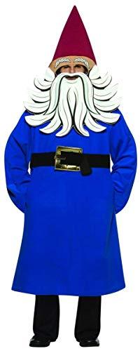 Rasta Imposta Unisex Travelocity Roaming Gnome Adult Costume Standard Green