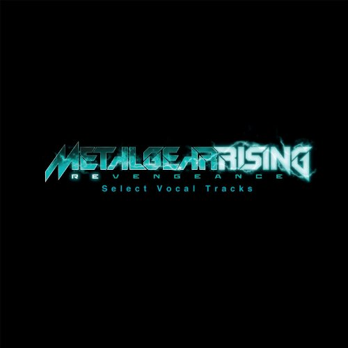 Metal Gear Rising: Revengeance-Select Vocal (Video Game Vinyl)