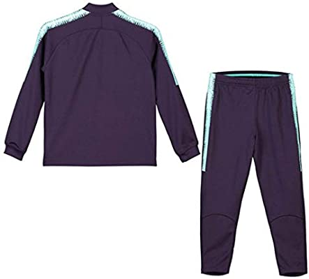 Nike FCB LK NK Dry SQD TRK Suit K - Chándal, Unisex Infantil ...