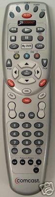 Motorola Digital Cable Box Dvr / Hdtv Comcast Remote Control