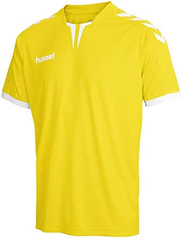 hummel Joven Camiseta Core SS Poly Jersey: Amazon.es: Ropa y ...