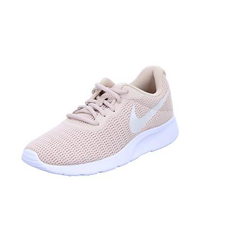 Nike Womens WMNS Tanjun Particle Beige Phantom White Size 6.5