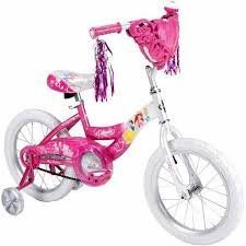 "Huffy 16"" Girls' Disney Princess Bike"