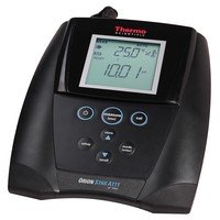 THERMO ORION STARA1110 Orion Star A111 pH Benchtop Meter with Stand, LCD Display, -5°C to +105°C Temperature Range, 24 cm Length x 18 cm Width x 11 cm Height by Thermo Orion